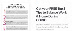 COVID Tips