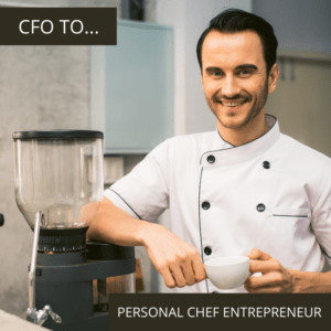CFO TO CHEF