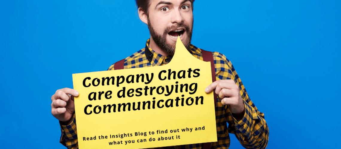 company chats