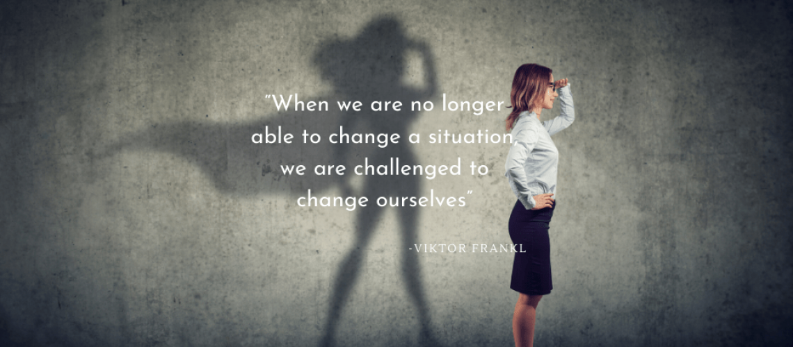 challenged to change