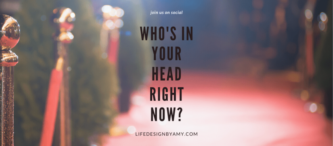 who's in your head